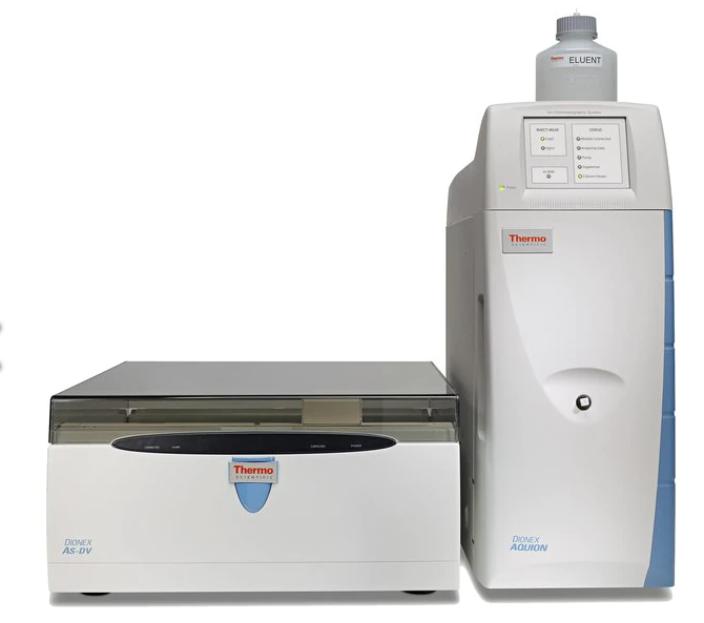 离子色谱仪(IC)