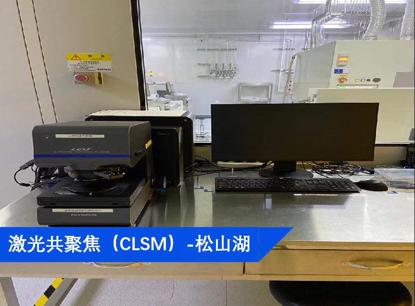 激光共聚焦显微镜(CLSM)-松山湖